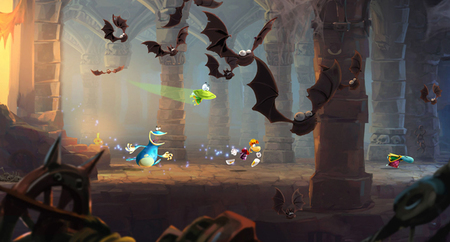 'Rayman Legends' vuelve a mostrarse en vídeo y confirma la exclusividad de Wii U [Gamescom 2012]