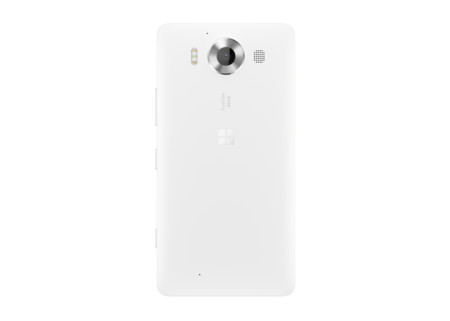 Lumia 950 White Back