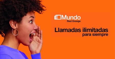 Orange impulsa sus tarifas Mundo con llamadas nacionales ilimitadas y más datos