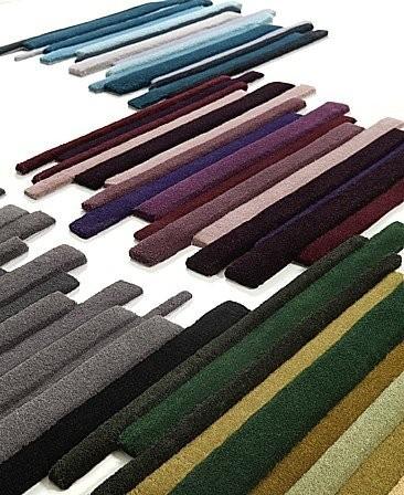 Parket, alfombras inspiradas en los suelos de madera