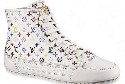 Colección Verano 08 en zapatillas deportivas de LV (II)