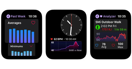 Apple Watch Heart Analyzer