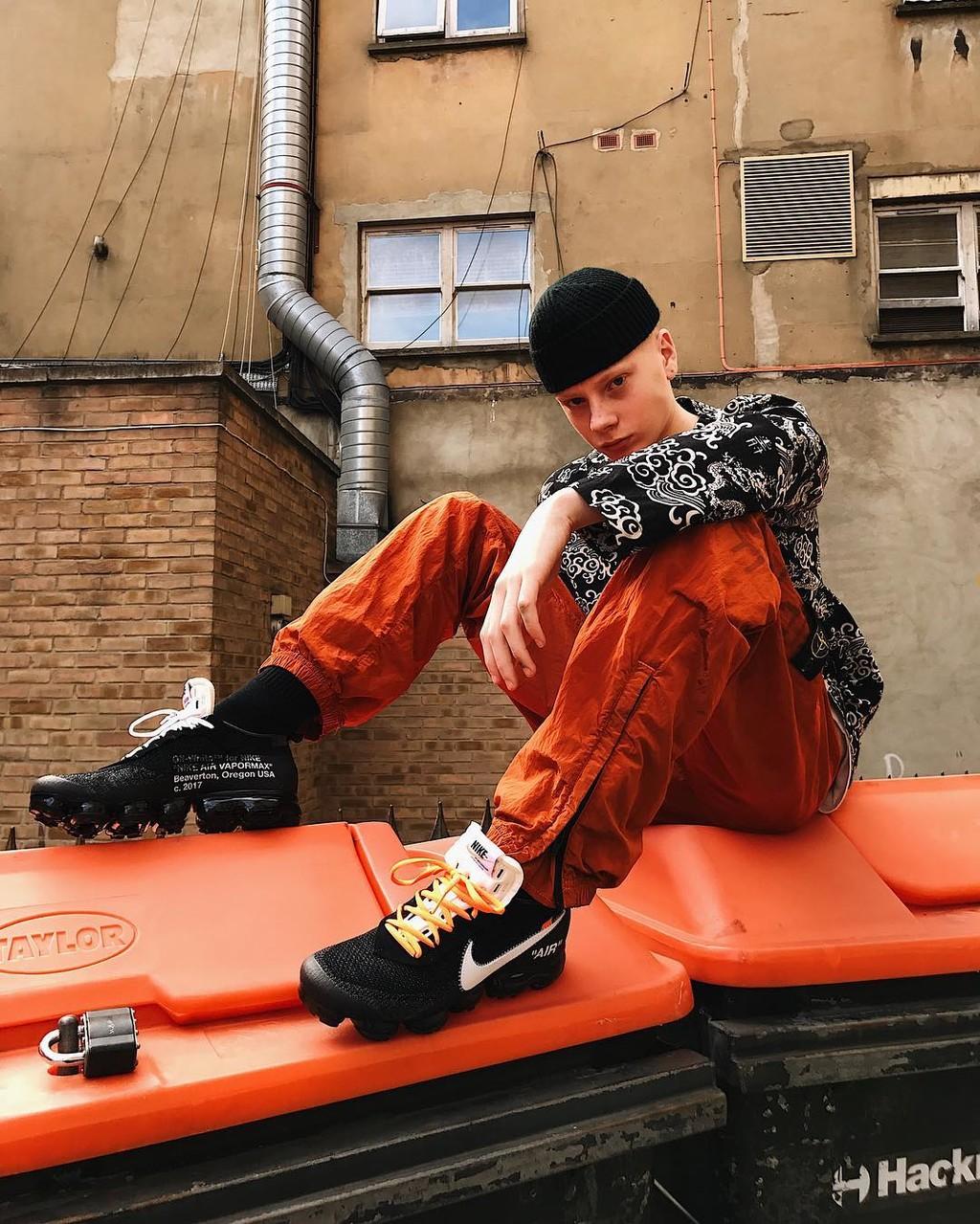 Con Apenas quince Anos Leo Mandella Es El Nuevo Rey Del Streetstyle En Londres