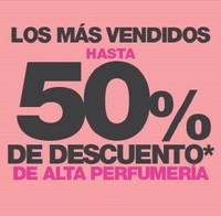Hasta un 50% de descuento en los perfumes 'más vendidos' de Bodybell