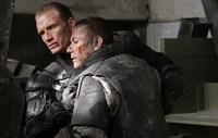 Jean-Claude Van Damme y Dolph Lundgren en 'Universal Soldiers: A New Beginning'