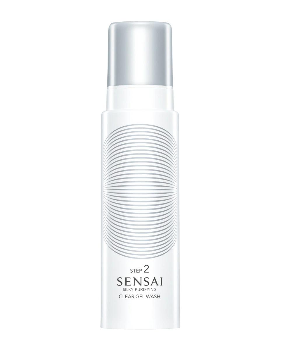 Limpiadora Clear Gel Wash Silky Purifying 145 ml Sensai