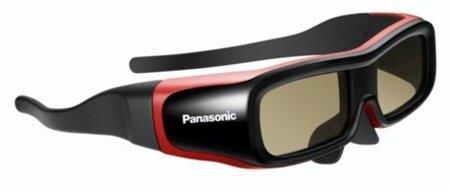 Panasonic mejora sus gafas 3D