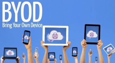 La filosofía BYOD tiene éxito: 6 de cada 10 empresas la aprueban