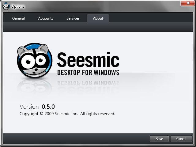 Foto de Seesmic for Windows (1/9)