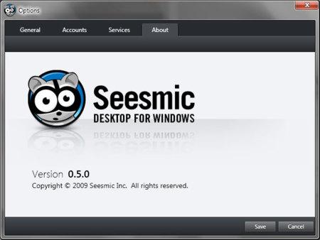 Seesmic for Windows