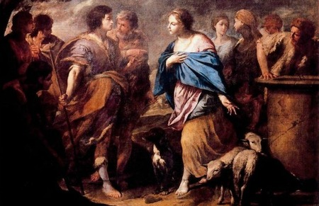 Nombres femeninos para bebés: personajes del Antiguo Testamento (II)
