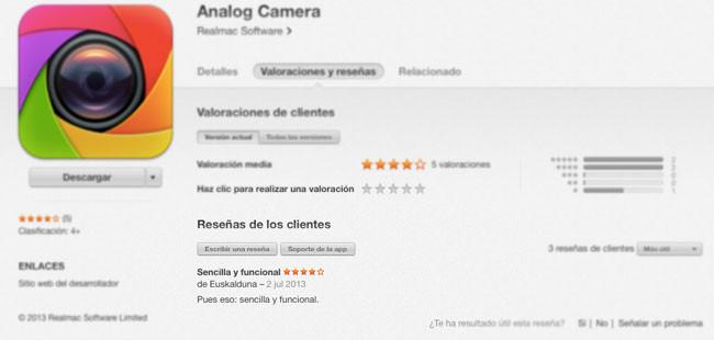 En busca de la reseña positiva de nuestras apps en la App Store