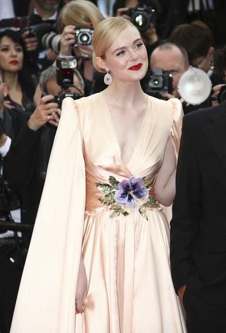 La alfombra roja de la ceremonia de inauguración del Festival de Cannes 2019 ha estado llena de looks muy sexys