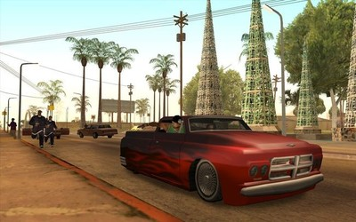 GTA: San Andreas ya está disponible en Xbox 360 y a un precio imprescindible