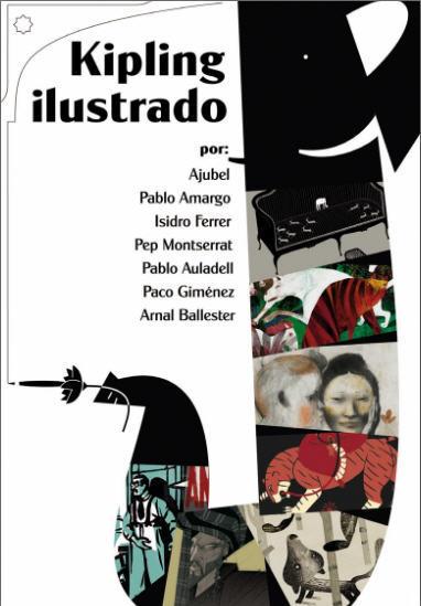 'Kipling Ilustrado' premiado en la categoría de libros infantiles y juveniles del Premio Nacional de Edición 2011