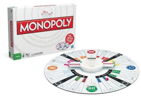Monopoly Revolution con tablero circular