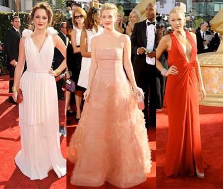 Alfombra roja de los premios Emmy 2009 (I)