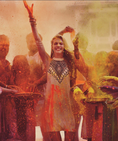 Catálogo Abril 2014 Free People Festival Holi