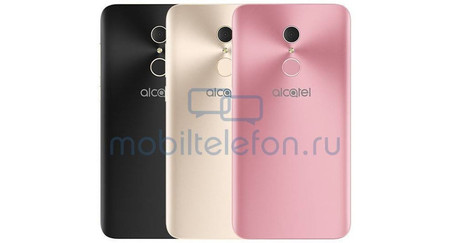 Alcatel A3 Plus