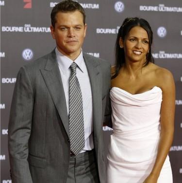 Matt Damon será padre otra vez