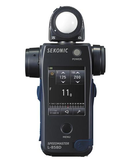 Sekonic Speedmaster L 858d 2