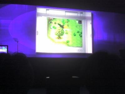 Zelda: Phantom Hourglass, imágenes del juego