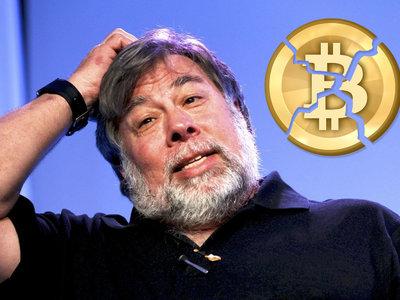 Steve Wozniak fue estafado con Bitcoins y perdió una cantidad que hoy valdría 73.000 dólares