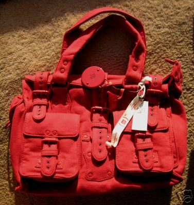 Bolso Mulberry para GAP (RED)