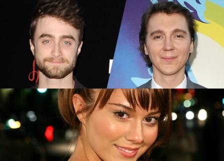 Daniel Radcliffe, Paul Dano y Mary Elizabeth Winstead protagonizarán 'Swiss Army Man'