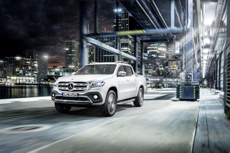 Foto de Mercedes-Benz Clase X Power (35/44)