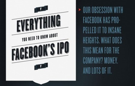 ¿Cómo será la salida a bolsa de Facebook?, la infografia de la semana