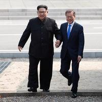 Por primera vez en 65 años, las dos Coreas se han reunido para negociar finalmente la paz