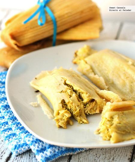 Tamales verdes de pollo, smoothies, croquetas de jamón y mucho más en Directo al Paladar México