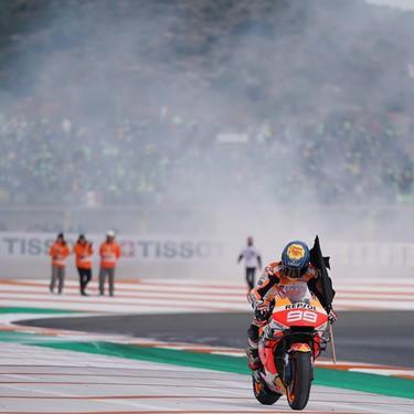 Un amigo se va: MotoGP ya nunca volverá a ser el 'Lorenzo's land'