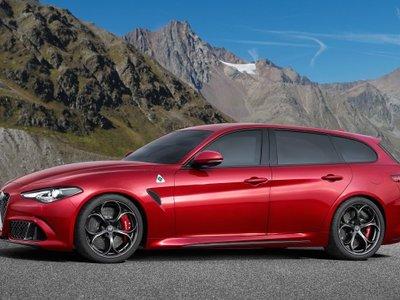 ¡La familia comienza a crecer! Alfa Romeo confirmó el Giulia Sportwagon para Europa
