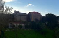 El castillo de Vimianzo en la Costa da Morte