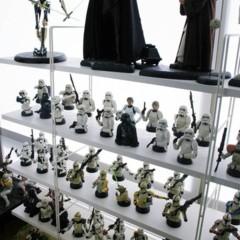 Foto 3 de 14 de la galería la-casa-de-un-fan-de-star-wars-con-gusto en Decoesfera