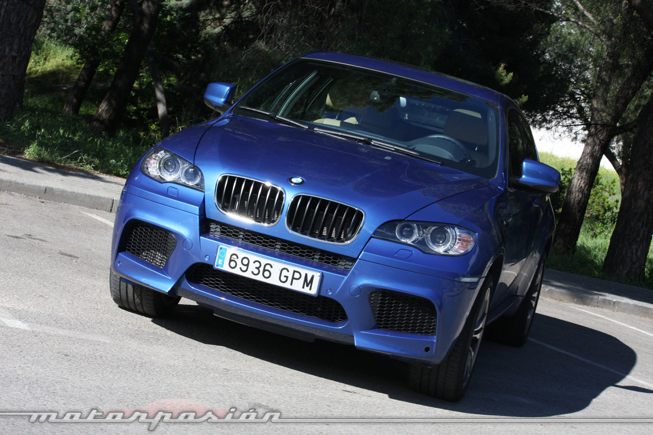 Foto de BMW X6 M (prueba) (27/41)