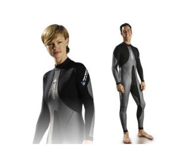 Aqua Therme, el neopreno que mejora el rendimiento en aguas frías