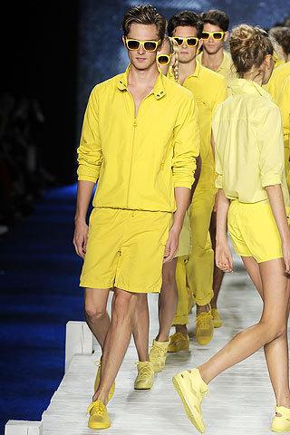 Foto de Lacoste, Primavera-Verano 2010 en la Semana de la Moda de Nueva York (11/12)