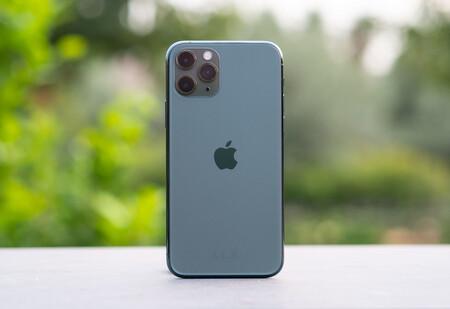 Precio mínimo histórico del iPhone 11 Pro Max de 256 GB en Amazon: 1.259 euros