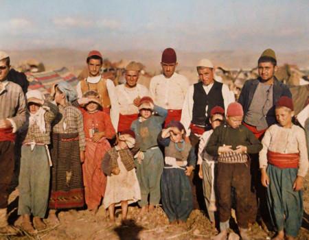 Refugiados Turcos Segunda Guerra