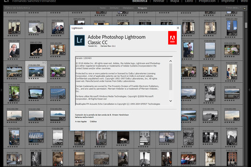 Lightroom Classic CC 8.1 y Camera RAW 11.1, las últimas actualizaciones de Adobe