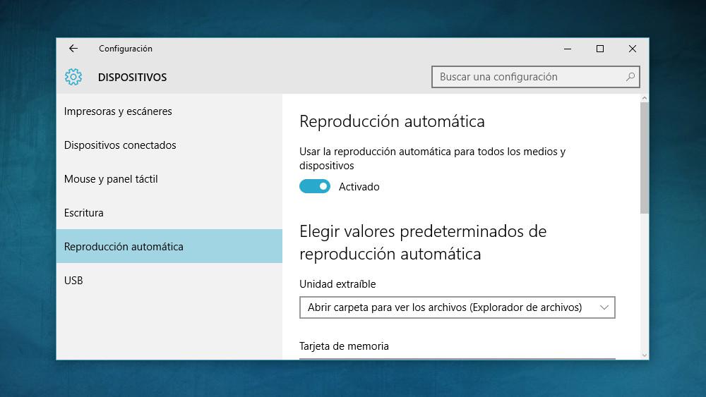 Reproduccion Automatica