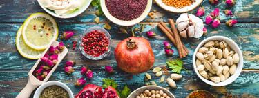 Del sumac y la tahini al agracejo y el za'atar: 11 ingredientes clave en la cocina de Ottolenghi para tus recetas de Oriente Medio