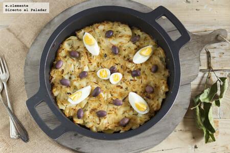 Bacalao a lo Gomes de Sá: receta portuguesa para Cuaresma y Semana Santa