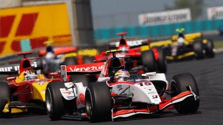 GP2 Hungría 2010: Fin de semana de locos que ve a Pastor Maldonado ampliar su ventaja