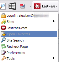 LastPass, guarda y sincroniza tus passwords entre diferentes navegadores