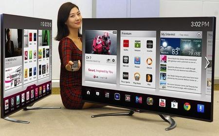 Los nuevos Google TV de LG se dejarán ver durante el CES 2013