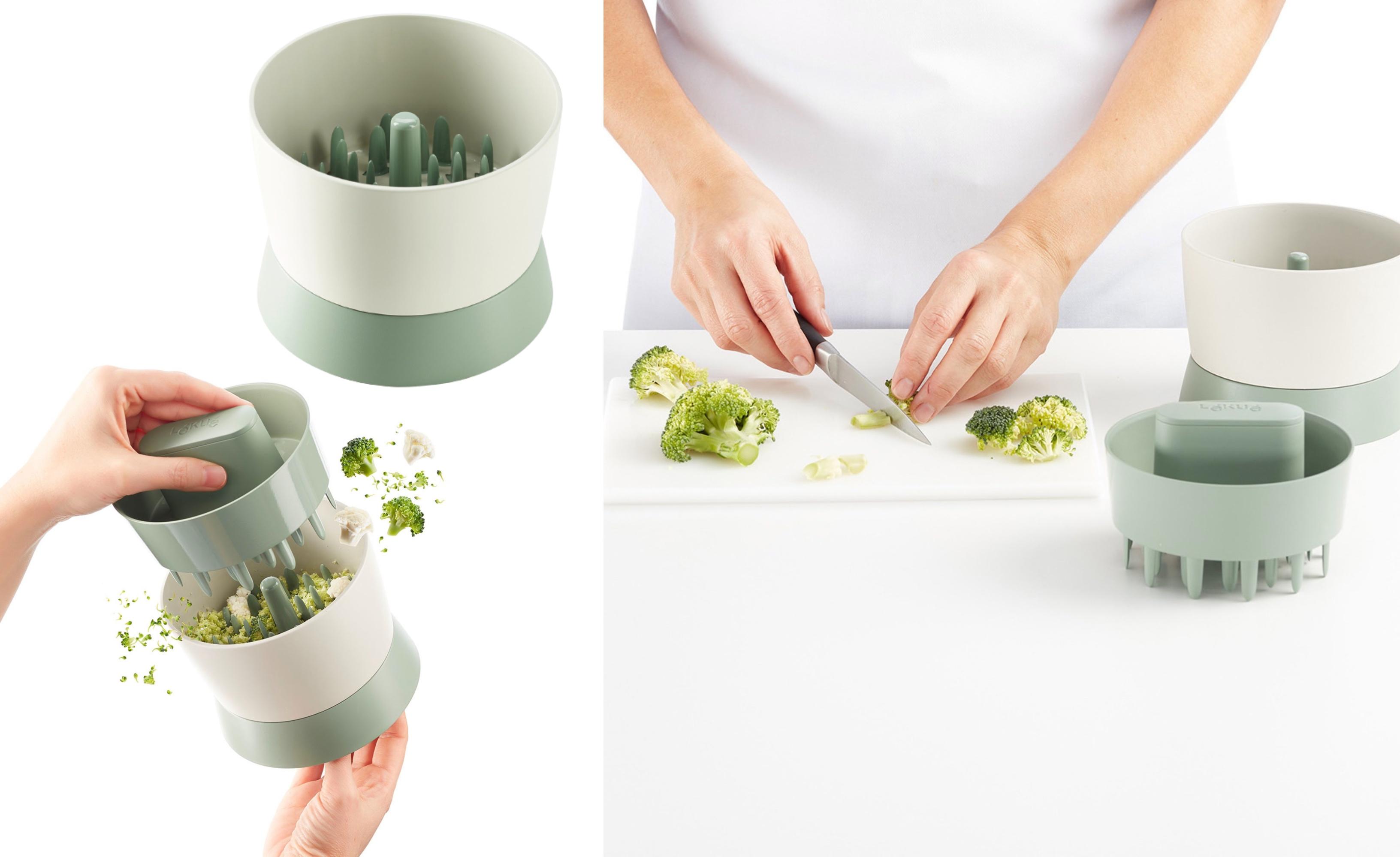 Cortador de verduras Veggie Lékué
